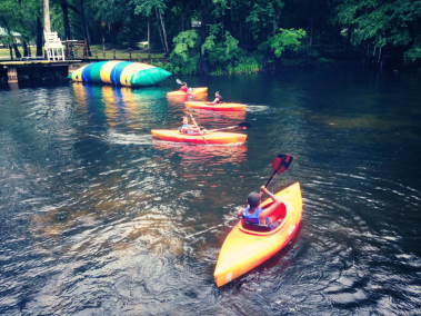 camp kulaqua summer camp programs canoeing