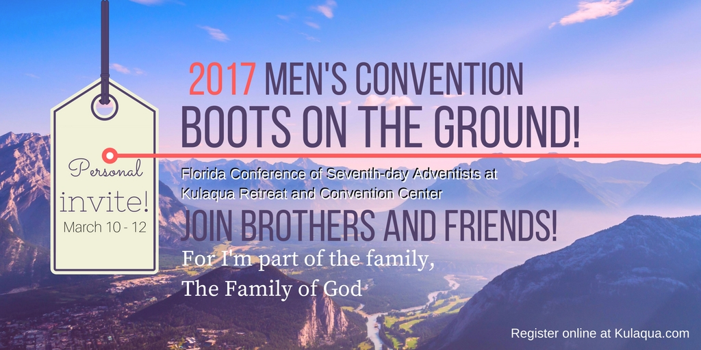 2017 SDA Men's Conference at Kulaqua Retreat and Conference Center