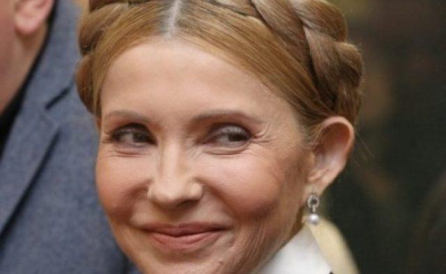Тимошенко пообіцяла Зеленському підтримати його 'наїзд' на Л