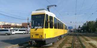 Трамвай із Берліну виїхав на вулиці Львова