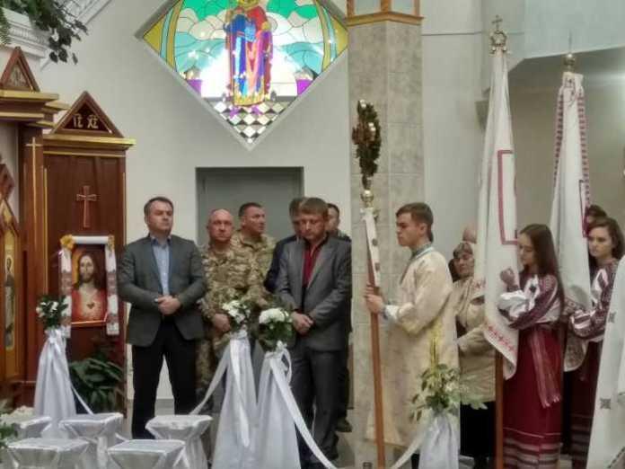 У Яворові відслужили Патріаршу Літургію. Фото прес-служба ЛОДА