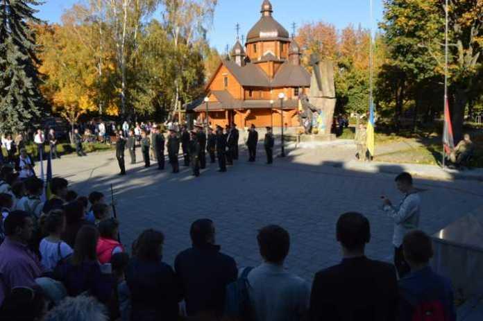 Львівщина вшановує воїнів, які віддали своє життя за Україну. Фото прес-служба ЛОДА