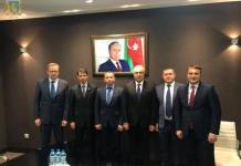 Делегація із Львівщини перебуває із візитом у Республіці Азербайджан