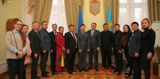 Львівщина розширюватиме співпрацю із Китайською Народною Республікою