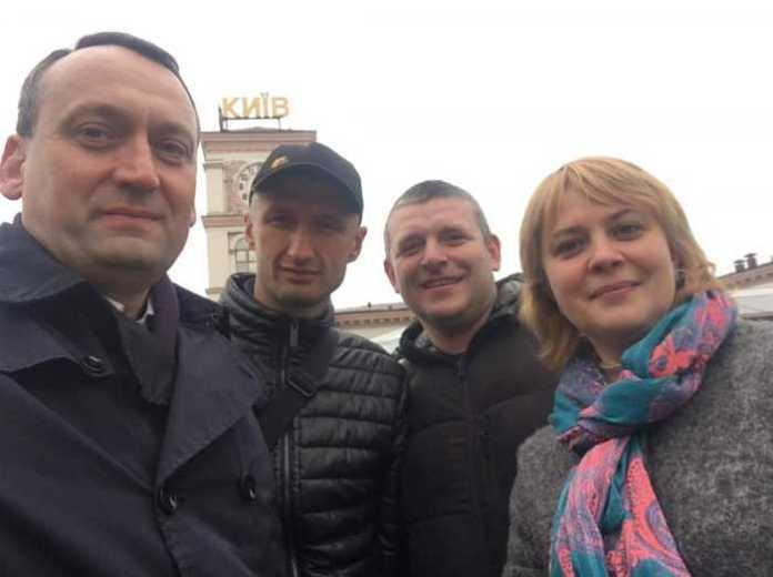 Народний рух України підтримав Петра Порошенка
