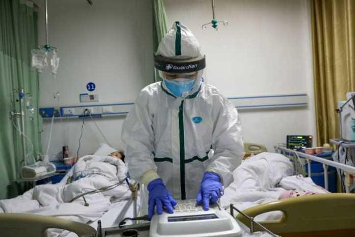 Коронавірус. Фото: відкриті джерела.