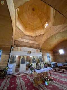 Церква Успіння Пресвятої Богородиці в Морянцях збудована 1766 року і є пам'яткою архітектури місцевого значення