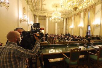 Львівська облрада зібралась на друге пленарне засідання, фото прес-служба облради