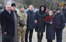 На Дрогобиччині вшанували пам'ять полковника Андрія Мельника