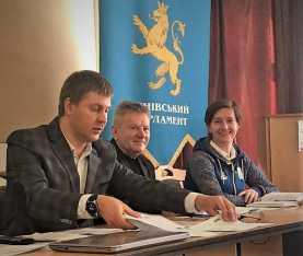 На Львівщині обговорили співпрацю відділення НОК України з системою освіти