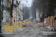 У Львові від завтра для руху перекривають вулицю Шімзерів, фото ЛМР