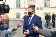 Нові дороги у Дрогобицькій територіальній громаді: Тарас Кучма та Олег Береза підписали меморандум, фото ДМР