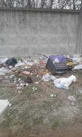 У Пустомитах на в'їзді зі Львова хочуть поставити шлагбаум через сміття Садового, фото Світлана Терлецька, Пустомити ON-LINE