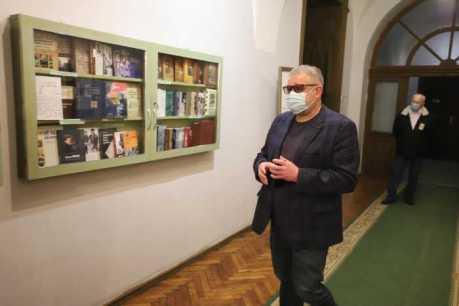 У Львові вшанували українського письменника Василя Стефаника