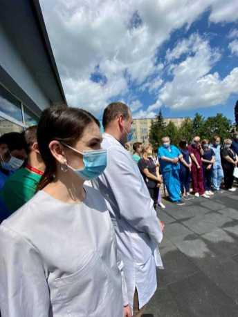 Фото Клінічна лікарня швидкої медичної допомоги міста Львова