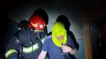 У Львові сталась пожежа у багатоповерхівці
