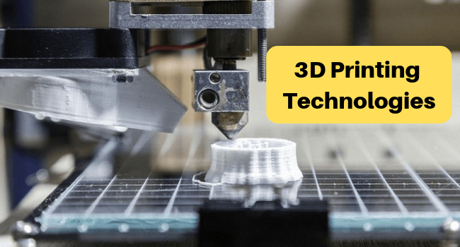 3D Printing Technologies, 3D printing and prototyping services, 3D printing and design services