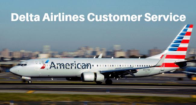 Delta Airlines Customer Service