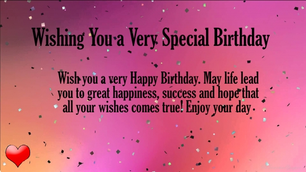 40 Heart Touching Birthday Wishes For Best Friend
