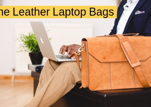 Online Leather Laptop Bags