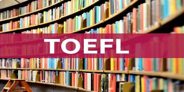 TOEFL Test Pattern