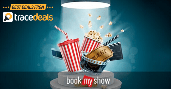 bookmyshow discount coupons & offers