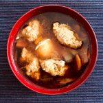 風邪に効くスープ