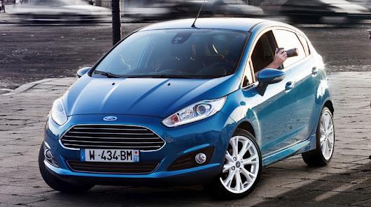 Ford Fiesta 2013 modeli