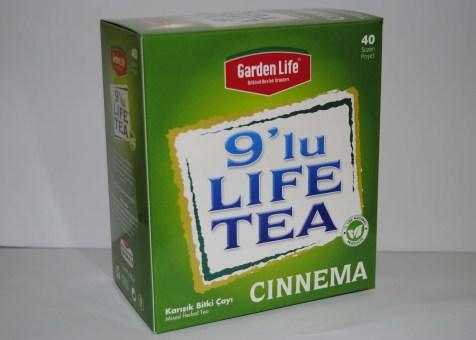 9 Life Tea Kullanıcı Yorumları: 4 Kilo Verdim