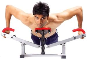 Fitness Pump Şınav Aleti