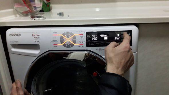 Hoover kurutma makinesi yorumları