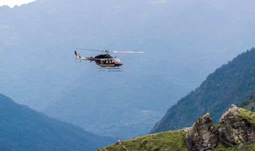 Heli Joy Ride Manali Booking