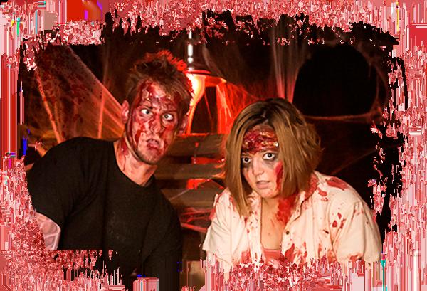 Kulpsville Slaughterhouse Zombies: A Hanlon Creative Haunted Story
