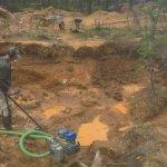 Metallinetsin löysi rautaromun jälkeen kultahipun tästä paikasta.