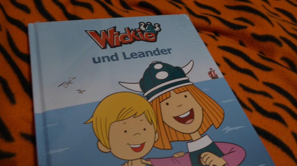 Wickie-Buch