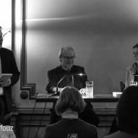 Lesung und Rezension zu Michael Köhlmeiers Roman »Das Mädchen mit dem Fingerhut«