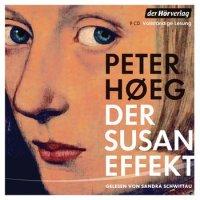 Rezension zu Peter Høegs Roman »Der Susan-Effekt« - als Hörbuch ungekürzt gelesen von Sandra Schwittau