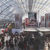 Bericht zur Leipziger Buchmesse 2017 - 2. Tag