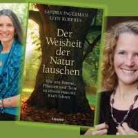 Rezension zu Sandra Ingermans und Llyn Roberts' Buch »Der Weisheit der Natur lauschen - Wie uns Bäume, Pflanzen und Tiere in unsere innerste Kraft führen« / »Speaking With Nature - Awakening to the Deep Wisdom of the Earth«