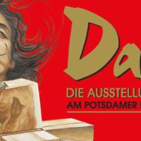 Zwei besondere Kunsterlebnisse in Berlin: »Dalí - Die Ausstellung am Potsdamer Platz« und Wandmalereien im »Bilderkeller« der Akademie der Künste