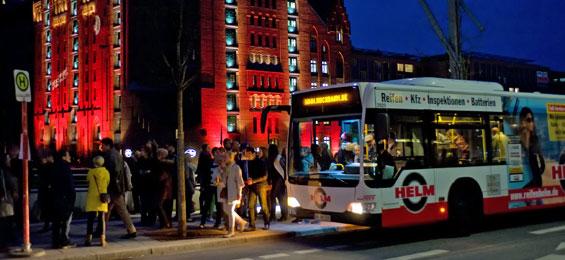 Unsere 17. Lange Nacht der Museen in Hamburg