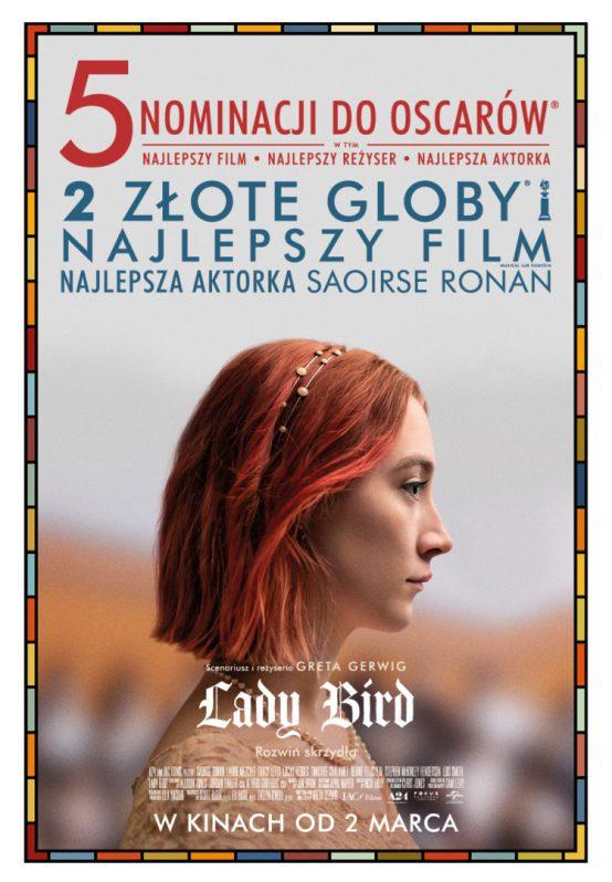 Lady Bird - plakat