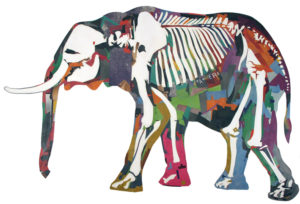 Bones-elefante di Francesco Bancheri