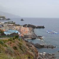 Madeira - Badekomplex Ponta Gorda