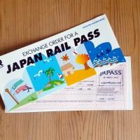 Die Japan Rail Pass Gutscheine sind da!