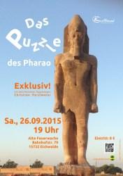 Das Puzzle des Pharao
