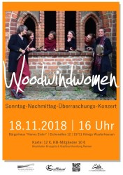 "Salonkonzert ""Woodwindwomen"""