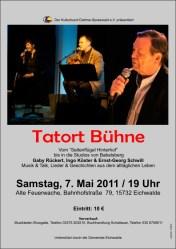 Tatort Bühne