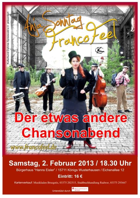 Anja Sonntag - FrancoFeel
