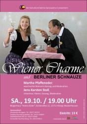 Wiener Charme und Berliner Schnauze